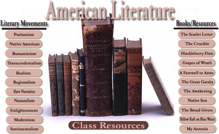 what is american about american literature American literature news find breaking news, commentary, and archival information about american literature from the latimes.